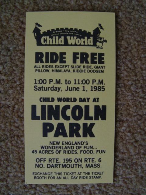 Child World Pass