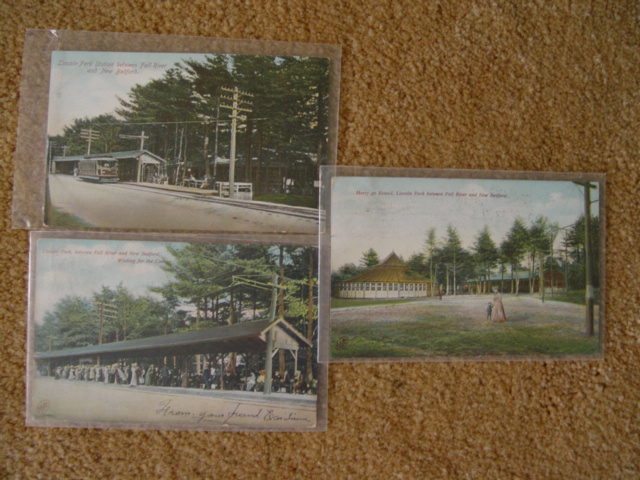 old postcards