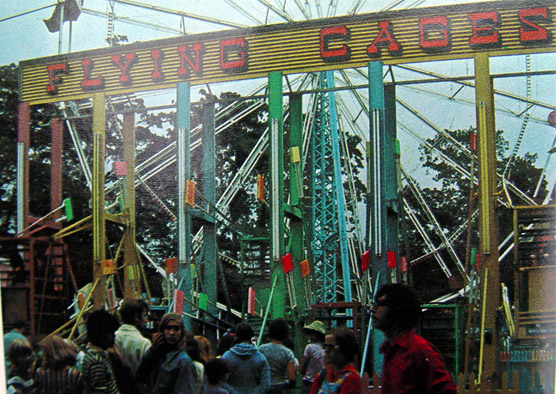 Flying Cages ride (from brochure