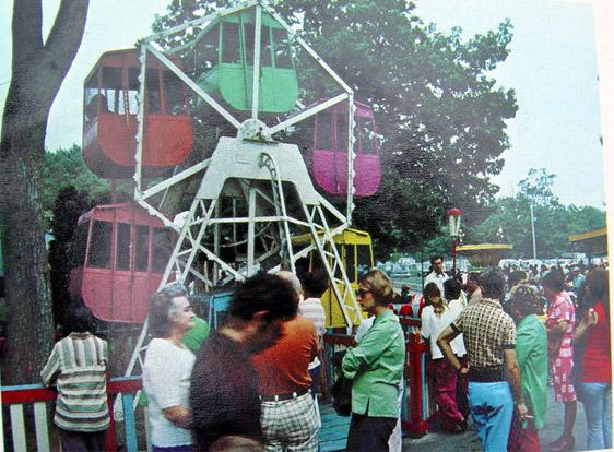 Kiddie Ferris Wheel (from brochure)