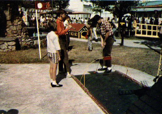 Mini Golf (From Brochure)