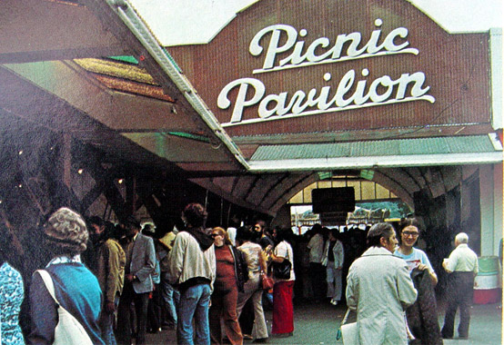 Picnic Pavilion (from Brochure